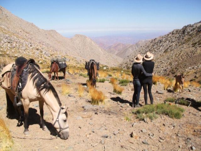 Reiten-Chile