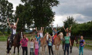 Kinder-Pferdecamps
