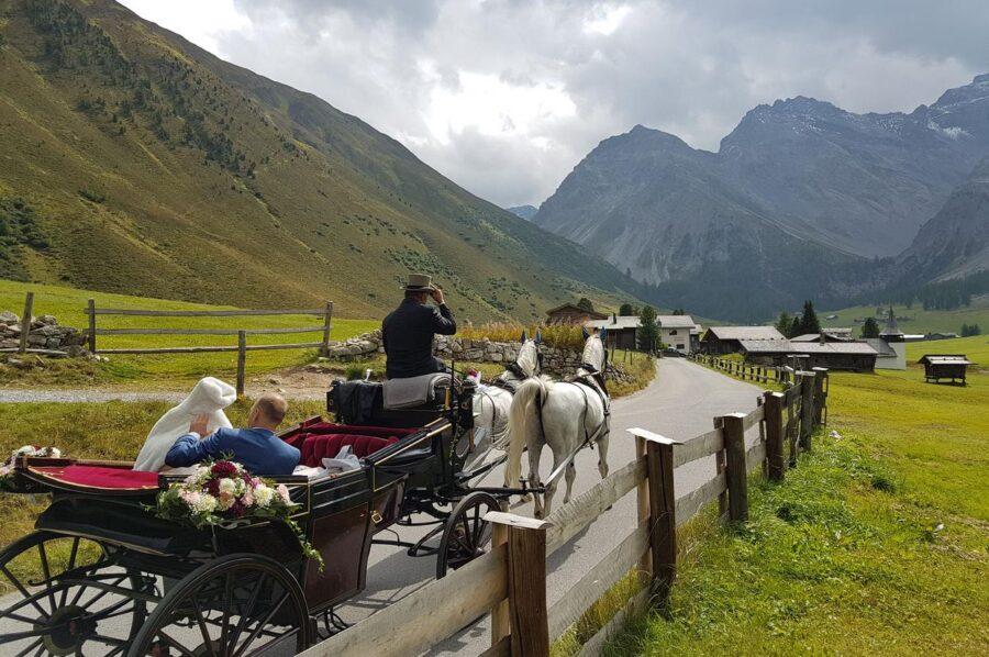 Pferdetreking Marugg