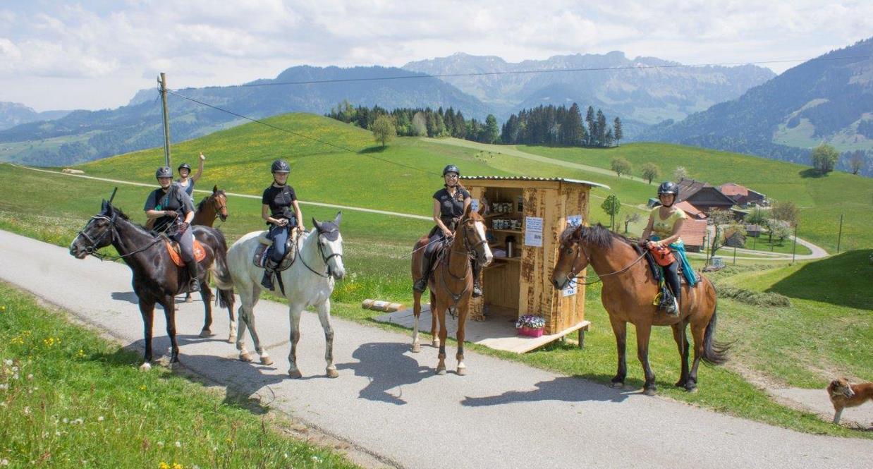 Reitschule Schüpfheim, 6170 Schüpfheim (LU)