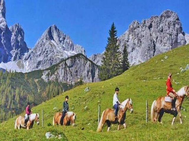 wanderreiten-österreich